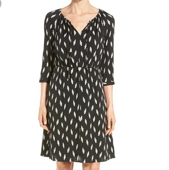 Nordstrom Collection Silk Plus Size Dress NWT